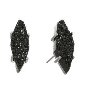 NWT Kendra Scott Brooke Drusy Stud Earrings
